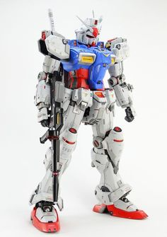 IMPROVED WORK: PG 1/60 RX-78GP01 Gundam Zephyranthes