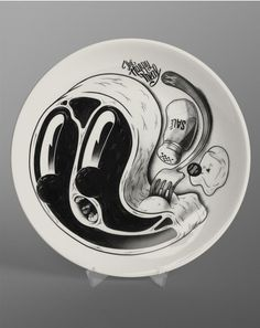 Mcbess - Happy Meal - Plate