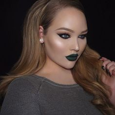 """Work work work  NEW video is up on my channel  link in bio! I'm wearing: ::: F A C E A. @milanicosmetics Conceal  Perfect Foundation B. @kevynaucoin """"Medium"""" Sculpting Powder C. #maccosmetics Blush """"Modern Mandarin"""" D. @beccacosmetics """"Moonstone""""  @anastasiabeverlyhills """"Sunburst"""" to highlight ::: B R O W S A. @anastasiabeverlyhills Brow Wiz """"Taupe"""" B. @tartecosmetics Amazonian Clay Brow Mousse """"Taupe"""" C. @bhcosmetics Flawless Brow Trio Powder ::: E Y E S A. @belfiorecosmetics """"Toffee""""…"""