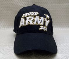 116fbd67d3f Details about United States Army Hat Adjustable Cap Army Strong with ...