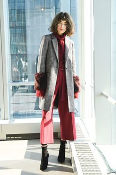 Club Monaco Fall 2017 Ready-to-Wear Fashion Show Collection