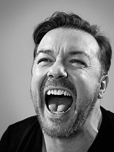 Ricky Gervais. Really annoying views to the point of being downright offensive. It's okay to have your own beliefs but theres no need to basically lash out at others who have different beliefs, too.   Hey to the UK, you've produced some of my most favorite musical artists but you may keep your comedians, thanks.