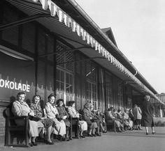 Se billederne: Drama og idyl på Østerport Station i gamle dage - Byliv   www.aok.dk