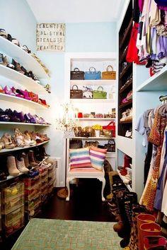 Closet goals