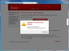 Javadownloadinstall.com est généralement une infection adware qui est ajouté au navigateur