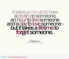 Image result for crushing on your ex quotes