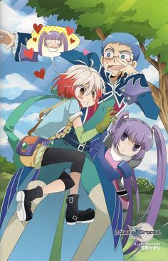 Tales of Graces ~ I love Pascal!