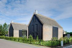Bildergalerie Style At Home, Modern Barn House, Contemporary Barn, Rural House, Rural Area, Tiny House, New Homes, House Design, Outdoor Structures