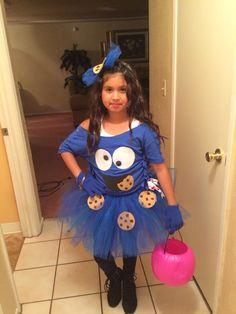 Cookie monster diy