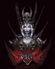 Vampire Princess Elysabetha