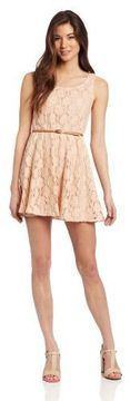 shopstyle.com: Jolt Juniors All Over Lace Dress