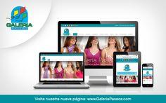 Visita nuestra nueva página www.galeriapaseos.com. Tiendas, restaurantes, servicios y más... accede ahora desde tu computadora o teléfono móvil.
