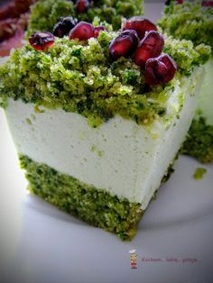 Ciasto Leśny Mech ~ kocham.. lubię.. gotuję.. Polish Recipes, Polish Food, Christmas Cooking, Avocado Toast, Cheesecake, Deserts, Dessert Recipes, Food And Drink, Easter