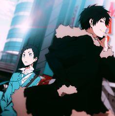 [Durarara!!] Izaya & Mikado