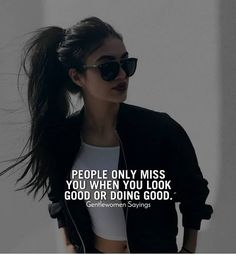 Motivation Quote for Woman Classy Quotes, Babe Quotes, Girly Quotes, Badass Quotes, Woman Quotes, Qoutes, Positive Attitude Quotes, Attitude Quotes For Girls, Crazy Girl Quotes