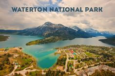 Imagine hiking in Waterton Lakes National Park - 505 square kilometres of gorgeous mountains and rugged wilderness, windy roads and curious wildlife.