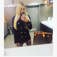 #silesia #friends #blondynka #louisvuitton#bag#dress#