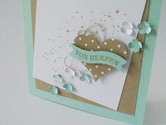 Schnecke's Kreativ-Laden: Glückwunschkarte zur Hochzeit