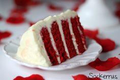 Recept: Red Velvet CakeSockerrus | Sockerrus