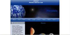 http://www.atestat.org | http://www.atestate-informatica.net |  http://www.atestatul.ro | http://www.referate-online.org | Atestat informatica html - Planetele sistemului solar