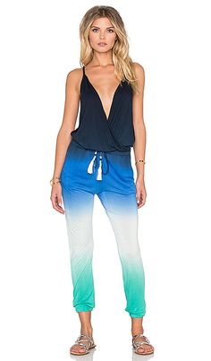 Shop for Young, Fabulous & Broke Kenzie Jumpsuit in Navy Ombre at REVOLVE. Free 2-3 day shipping and returns, 30 day price match guarantee.