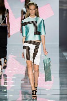 Versace 2015 Spring/Summer