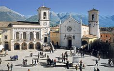Norcia: grace and flavours in another Italy