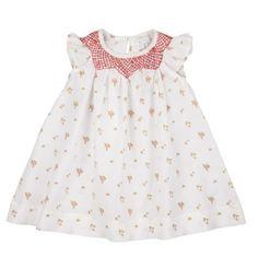 Purebaby Felicity Woven Dress