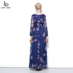 Women's Elegant Voile Bird Floral Flowes Embroidery Long Dress That`s just superb! http://www.skaclothes.com/product/ld-linda-della-new-2016-runway-designer-maxi-dress-womens-high-quality-elegant-voile-bird-floral-flowes-embroidery-long-dress #shop #beauty #Woman's fashion #Products