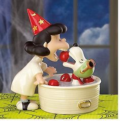 Lenox #peanuts lucy's #halloween #surprise snoopy sculpture new in box with coa,  View more on the LINK: http://www.zeppy.io/product/gb/2/361486582462/