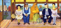 Head to head: Frida Kahlo and Diego Rivera exhibition – in pictures Frida Kahlo Exhibit, Diego Rivera Frida Kahlo, Marc Chagall, Granada, Oil On Canvas, Canvas Prints, Most Famous Artists, Mawa Design, Naive Art