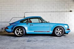 NEED FOR SPEED | Singer Porsches take advantage of a unique design quirk: Nearly every...