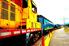Train - Santa Fe Rail Yard  Santa Fe, NM  - Photography by Paul Lujan