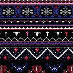 Hathor heart embroidery pattern design @lealov_london SS16  #InLeatherWeCraft #LeaLov #Leatherlovers #leatherjackets #embroidery #crossstitch #craft #ss16 #suede