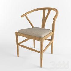стул в стиле эко