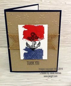 Guy Greeting Patriotic card by holmesj - Cards and Paper Crafts at Splitcoaststampers