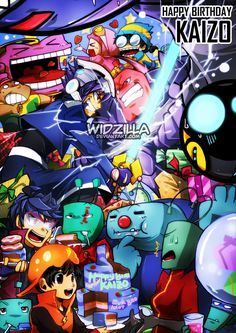Boboiboy: HBD CAPTAINNN xDDD by widzilla.deviantart.com on @DeviantArt Boboiboy Anime, Boboiboy Galaxy, Anime Version, Cartoon Pics, Disney Channel, Chibi, Geek Stuff, Fan Art, Deviantart