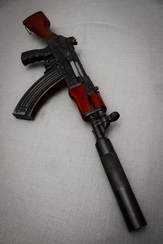 Suppressed AK