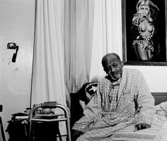 LaToya Ruby Frazier's stark black-and-white photographs zero in on the details of a community engulfed by privation, illness and ruin: the unsmiling faces of people coping with chronic pollution-borne diseases. (Photo: LaToya Ruby Frazier)
