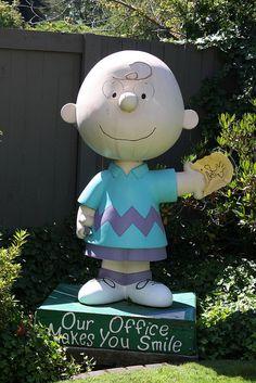 My Orthodontist, Charlie Brown