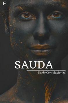 Sauda meaning Dark-Complexioned #babynames #characternames #girlnames #snames Name Inspiration, Writing Inspiration, Unique Names, Cool Names, Best Character Names, Words For Writers, Egyptian Names, Kingdom Names, Goddess Names