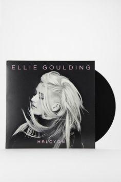Ellie Goulding - Halycon LP #urbanoutfitters