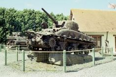 Museum of Normandy Wrecks D-Day 1944