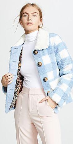 Feather Skirt DIY   ...love Maegan Shearling Jacket, Fur Jacket, Black Swan Costume, Fur Skirt, Saks Potts, Feather Skirt, We Wear, Refashion, Fashion Online