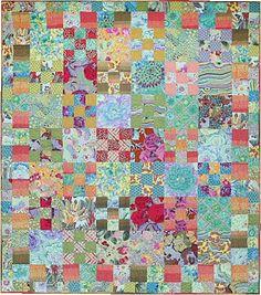 Kaffe Fassett: Creative Rosy Quilt Fabric Pack