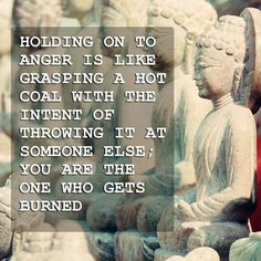 Holding on to anger is like. True Quotes, Great Quotes, Quotes To Live By, Motivational Quotes, Inspirational Quotes, Buddhist Quotes, Life Lessons, Wise Words, Decir No
