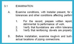 Method Of Statement Concretecrackinjection  Civil Engineering Or Quality Engineering .