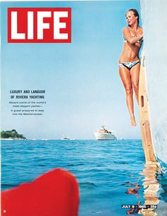 July 9, 1965: Luxury and Languor of Riviera Yachting