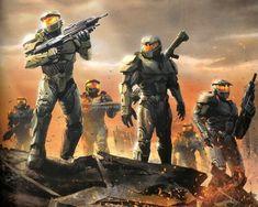 Hack And Slash, Halo Armor, Halo Reach Armor, Halo Ships, Halo Videos, Halo Spartan, Halo Game, Halo 2, Fallout Art