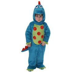 Just Pretend Kids Dino Boy Animal Costume, Large *** Click image for more details. (This is an affiliate link) #DressUpPretendPlay